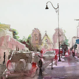 Becky Kim - Sanfransisco Street