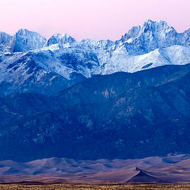Nicholas Blackwell - Sangre de Christo and The Great Sand Dunes National Park