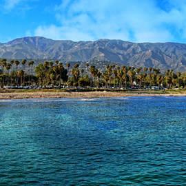 Lynn Bauer - Santa Barbara Coastal Panorama