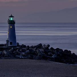 Morgan Wright - Walton Lighthouse Early Morning