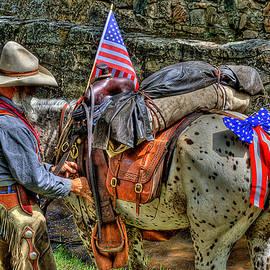 David Patterson - Santa Fe Cowboy