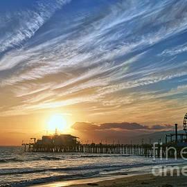 Eddie Yerkish - Santa Monica Pier