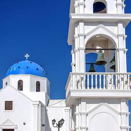 Antony McAulay - Santorini imerovigli Church