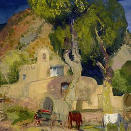 Santuario de Chimata - George Bellows