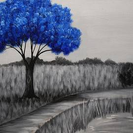 Emily Page - Sapphire Tree