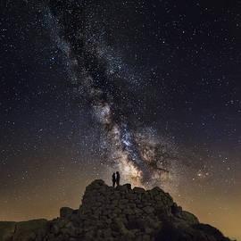 Ivan Pedretti - Starry lovers