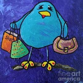 LimbBirds Whimsical Birds - Saturday Shopper