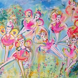 Judith Desrosiers - Saturdays fairies