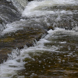 Richard Andrews - Sauble Falls - Detail
