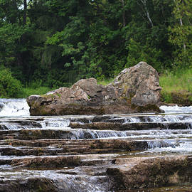 Sauble Falls - Vertical Format