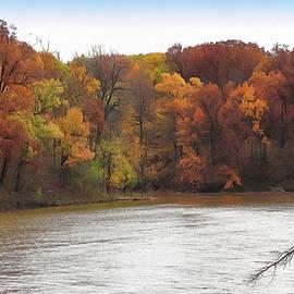 Cedric Hampton - Sauk Lake Autumn