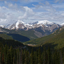 Ernie Echols - Sawatch Range Colorado Panoramic