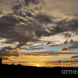 Janice Rae Pariza - Sawmill Mesa Sunset