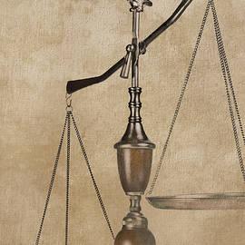 Tom Mc Nemar - Scales of Justice