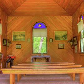 Trey Foerster - Scandinavia Swiss Chapel