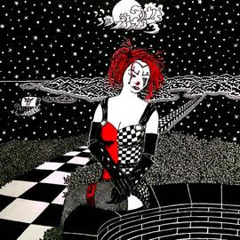 Red Gevhere - Scarlet Checkers