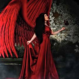 G Berry - Scarlet
