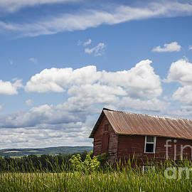 Joann Long - Scenic Barn View