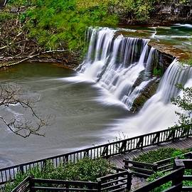 Frozen in Time Fine Art Photography - Scenic Chagrin Falls