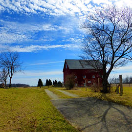 Tina M Wenger - Idyllic Farm Property
