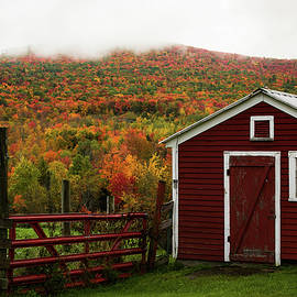 Jeff Folger - Scenic NH Maple farm