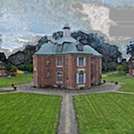 Colin Hunt - Schloss Clemenswerth Panorama #02