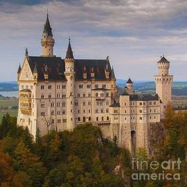 Schloss Neuschwanstein - Franziskus Pfleghart