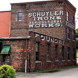 Trina Ansel - Schuyler Iron Building