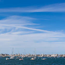 Brian MacLean - Scituate Harbor Panorama 3
