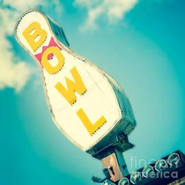 Sonja Quintero - Score Tonight Bowling Sign