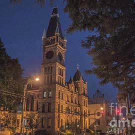 Jim Cook - Scranton Pa City Hall