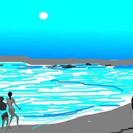 Anand Swaroop Manchiraju - Sea Beach-1