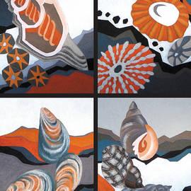 Susan Lishman - Sea Floor