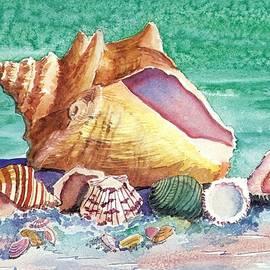 Diana  Tyson - Sea Shells 2