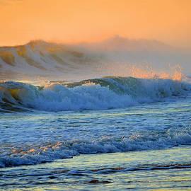 Dianne Cowen - Sea Smoke Sunrise