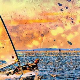 Jean Francois Gil - Sea Sunset