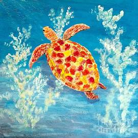 Anne Sands - Sea Turtle Beauty