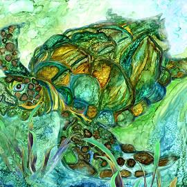 Carol Cavalaris - Sea Turtle - Spirit Of Peace
