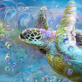 Carol Cavalaris - Sea Turtle - Spirit Of Serendipity