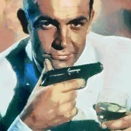 Sergey Lukashin - Sean Connery
