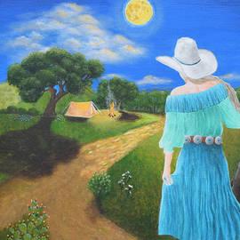 Belinda Nagy - Searching for Her Elusive Cowboy