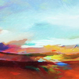 Seascape Expression - Lutz Baar