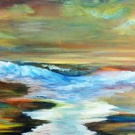 Rachel Asherovitz - Seascape