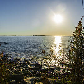 Bill Cannon - Seascape Sunrise - Newport Rhode Island