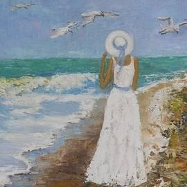 Maria Karalyos - Seashore
