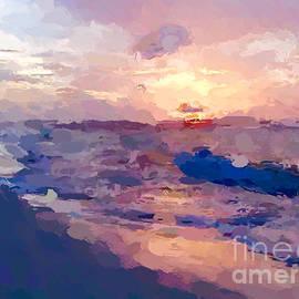 Anthony Fishburne - Seaside Swirl