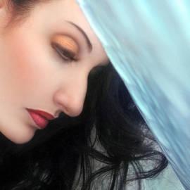 Jaeda DeWalt - Season of Sadness - Self Portrait