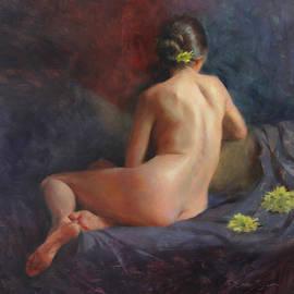 Anna Bain - Seated Figure