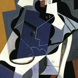 Seated Woman - Juan Gris