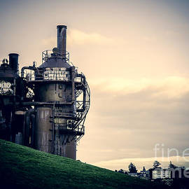 Angelia Bella Photography - Gas Works Park at Sunset